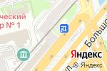 Схема проезда до компании А+А в Москве