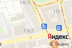 Схема проезда до компании Компот в Москве