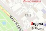 Схема проезда до компании Константа-Глобал в Москве