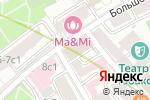 Схема проезда до компании Подмосковная правда в Москве