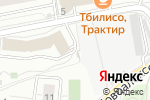 Схема проезда до компании Первая Московская школа заточников в Москве