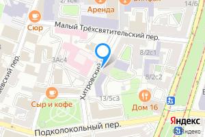 Снять комнату в восьмикомнатной квартире в Москве м. Китай-город, Хитровский переулок, 4, подъезд 1