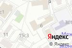 Схема проезда до компании Школа ремонта в Москве