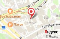 Схема проезда до компании Издательский Дом «Дк» в Москве