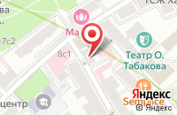 Схема проезда до компании Строительная Компания «Лидер» в Москве
