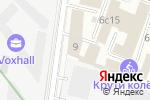 Схема проезда до компании Trendygifts в Москве