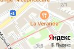 Схема проезда до компании Ингвар в Москве