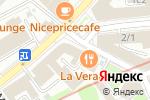 Схема проезда до компании КБ Экономикс-банк в Москве