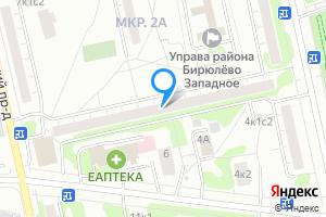 Снять двухкомнатную квартиру в Москве Востряковский пр., 7к2
