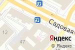 Схема проезда до компании NewVisa в Москве