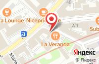 Схема проезда до компании Содружество Менеджеров «Лидеры Роста» в Москве