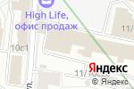 Схема проезда до компании ЛЕДЕЛ в Москве