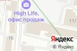 Схема проезда до компании Кашелевский и партнеры в Москве
