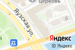 Схема проезда до компании ДАРТ-М в Москве
