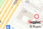 Схема проезда до компании Швабе-Информационные технологии в Москве