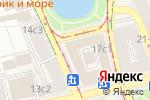Схема проезда до компании На Чили в Москве