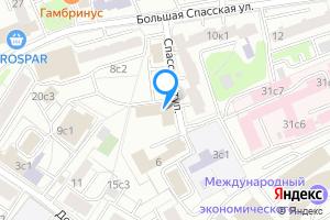 Комната в четырехкомнатной квартире в Москве м. Красные ворота, Спасский тупик, 4