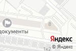 Схема проезда до компании МАРЭ в Москве