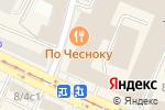 Схема проезда до компании АКБ Проинвестбанк в Москве