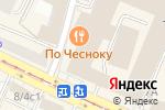 Схема проезда до компании Just mode в Москве