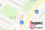 Схема проезда до компании Платинор в Москве