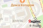 Схема проезда до компании Вашъ юридический поверенный в Москве