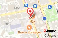 Схема проезда до компании Таблетка в Москве