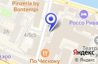 Схема проезда до компании ПТФ ПОЛЛАСТ в Москве