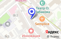 Схема проезда до компании ТЖ-КОНСАЛТИНГ в Москве