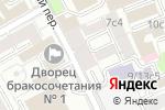 Схема проезда до компании All-cool в Москве