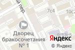 Схема проезда до компании Простор в Москве
