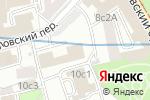 Схема проезда до компании TeleTrade в Москве