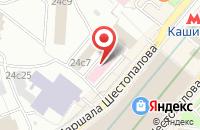 Схема проезда до компании Медицинский Научный Центр «Медбиоспектр» в Москве