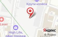 Схема проезда до компании Фармойл в Москве