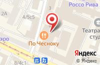Схема проезда до компании Инновации и инвестиции в Москве
