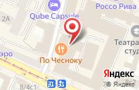 Схема проезда до компании Лантек Капитал в Москве