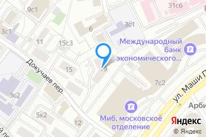 Снять комнату в Москве Докучаев пер., д.19