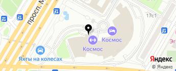 Авто Хэлп на карте Москвы