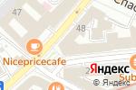 Схема проезда до компании БАЛТИНВЕСТБАНК в Москве