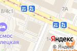 Схема проезда до компании Coffee Like в Москве