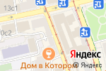 Схема проезда до компании Tasty Bar в Москве