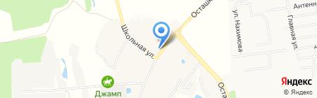 Аптека.ру на карте Беляниново