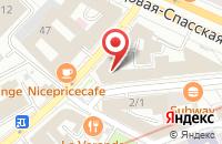 Схема проезда до компании Российское правотворческое общество в Москве