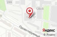 Схема проезда до компании Огуз Престиж в Москве