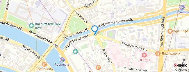 Яузская улица