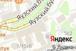 Схема проезда до компании Ziq & Yoni в Москве
