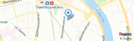 Бобст СНГ на карте Москвы