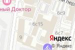 Схема проезда до компании Convergent Media Group в Москве