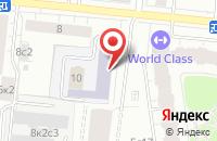 Схема проезда до компании Открытый Мир М в Москве