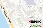 Схема проезда до компании Художественно-производственные мастерские в Москве